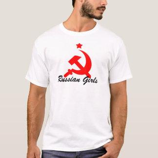 Camiseta chicas rusos