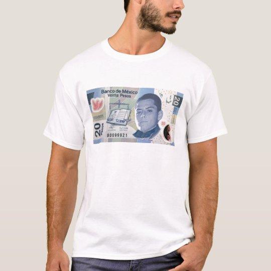 Camiseta Chicharito al de 20