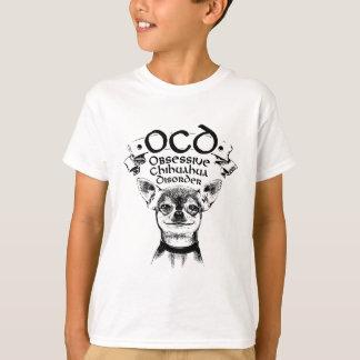 Camiseta Chihuahua obsesiva de OCD