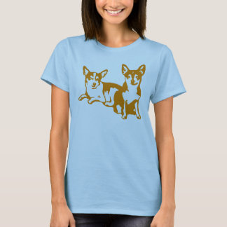 Camiseta chihuahuas