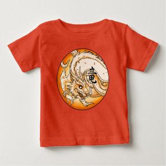 Camiseta china del jersey de la multa del bebé del