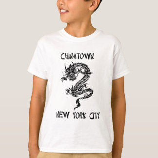 Camiseta Chinatown Nueva York