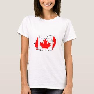 Camiseta Chinchilla de Canadá