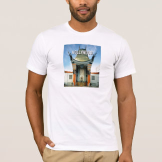 Camiseta Chino de Hollywood Boulevard Grauman