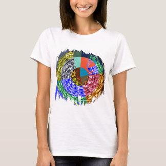 Camiseta Chispa magnífica de NOVINO - gráficos por Navin