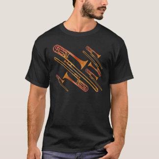 Camiseta Chisporrotear los Trombones