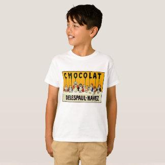 Camiseta - Chocolat