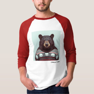 Camiseta Christmas Bear