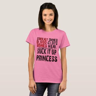 Camiseta Chúpelo encima de princesa