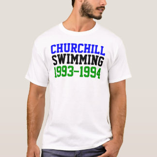 Camiseta Churchill que nada 1993
