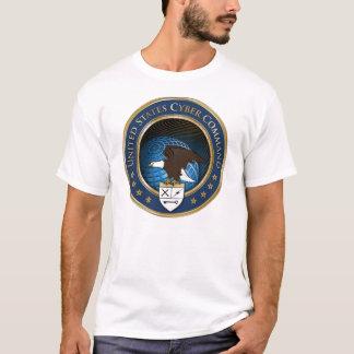 Camiseta cibernética del comando USCYBERCOM de