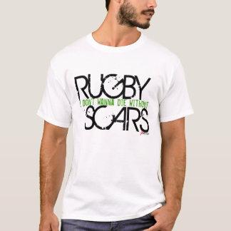 Camiseta Cicatrices del rugbi