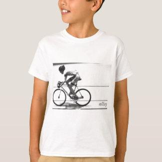 Camiseta Ciclista de la pista