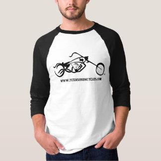 Camiseta Ciclos del hierro de Tejas