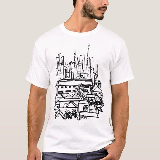 Camiseta cidade de Sao Paulo