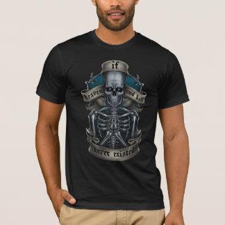 Camiseta Cielo e infierno