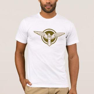 Camiseta científica estratégica de la reserva de