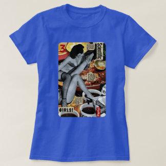 Camiseta Científico