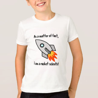 Camiseta Científico de Rocket