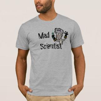 Camiseta Científico enojado