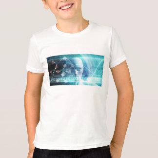 Camiseta Científicos de la educación y el convertirse de la