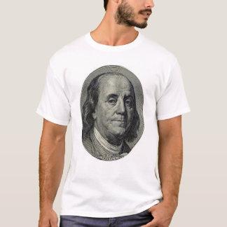 Camiseta Cientos dólares