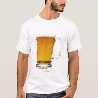 Camiseta Ciérrese para arriba de un vidrio de la cerveza 2