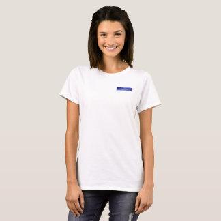 Camiseta Cifre el buscador construido en la roca