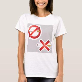 Camiseta cigarrillo