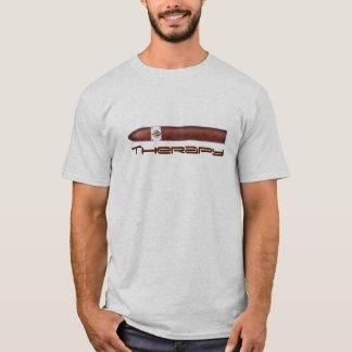 Camiseta Cigarro como terapia