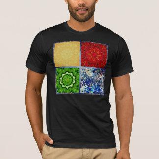 Camiseta Cinco elementos