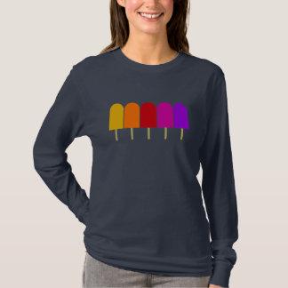 Camiseta Cinco Popsicles
