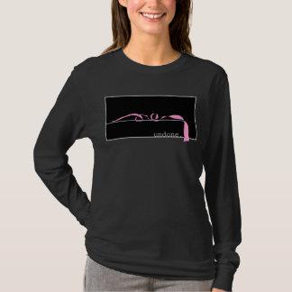 Camiseta Cinta rosada deshecha