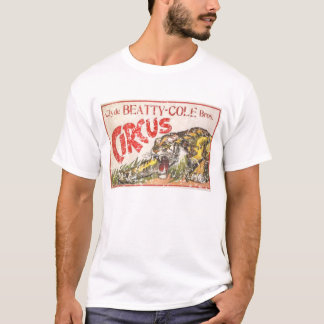 Camiseta Circo del col de Beatty - 1903 - apenado