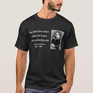 Camiseta Cita 6b de Nietzsche