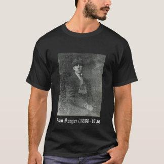 Camiseta Cita de Alan Seeger con la muerte 1