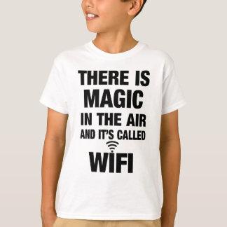 Camiseta Cita mágica de Wifi