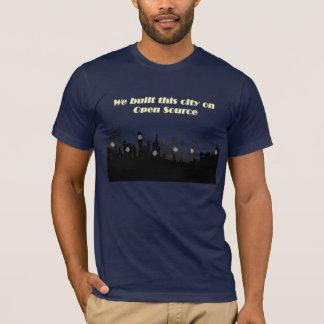 Camiseta Ciudad abierta