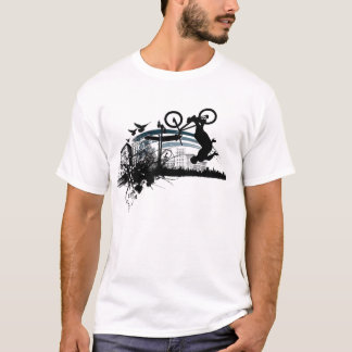 Camiseta Ciudad de BMX