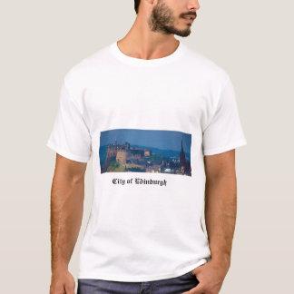 Camiseta Ciudad de Edinburgy