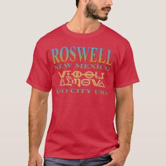 Camiseta Ciudad del UFO de Roswell