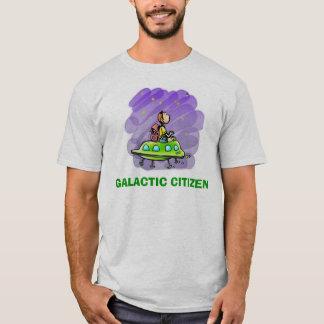 Camiseta Ciudadano galáctico
