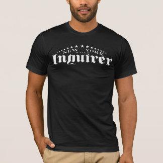 """Camiseta Ciudadano Kane - """"camiseta del investigador diario"""