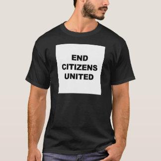 Camiseta Ciudadanos del extremo unidos