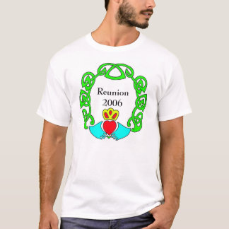 Camiseta claddagh