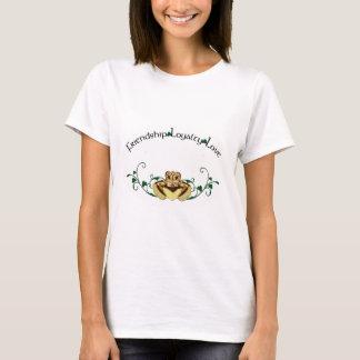 Camiseta Claddagh/Claddaugh