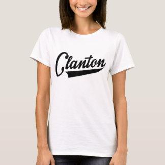 Camiseta Clanton Alabama