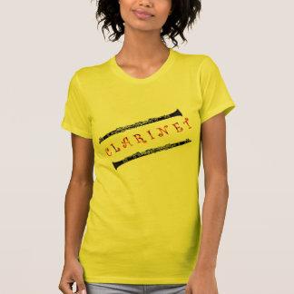 Camiseta Clarinet