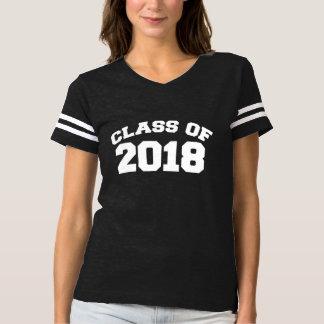 Camiseta Clase de 2018