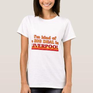 Camiseta Clase de I´m de una gran cosa en Liverpool